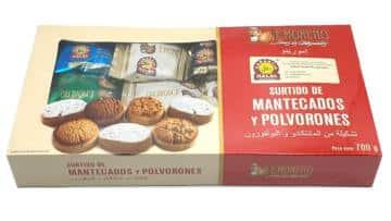 Mantecados Halal